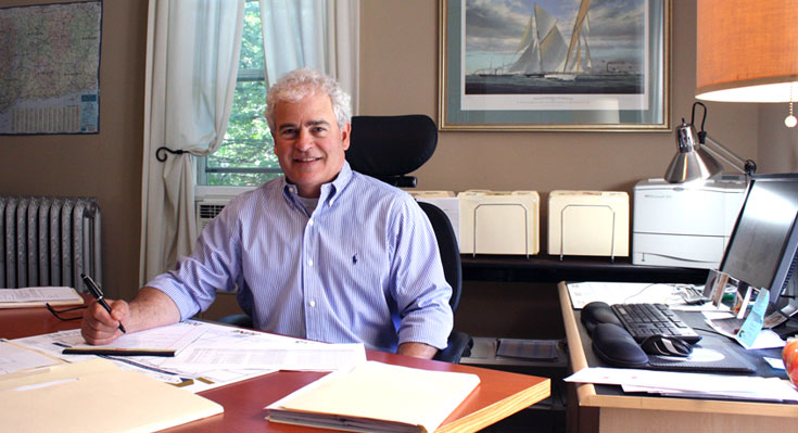 Peter Charbonnier - Chester, CT Lawyer