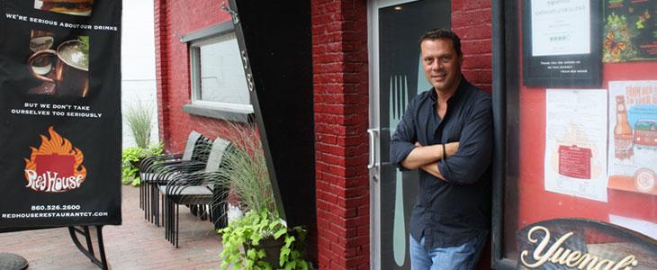Marc Detour - Red House - Deep River, CT